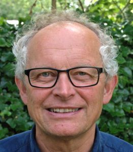 Aage Agustinus, formand for Foreningen Norden i Odder